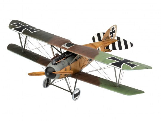 Revell 64973 Model Set - Albatros D.III