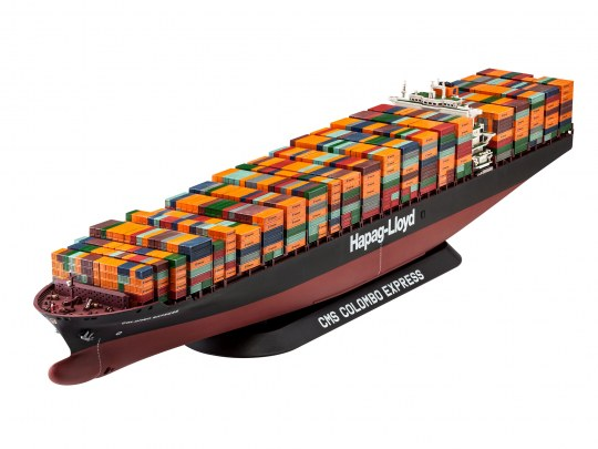 Revell 05152 Container Ship