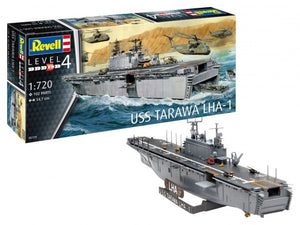 Revell 05170 Assault Ship USS Tarawa LHA-1