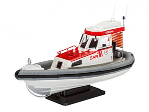 "Revell 65228 Model Set - Search & Rescue Daughter Boat ""Verena"""