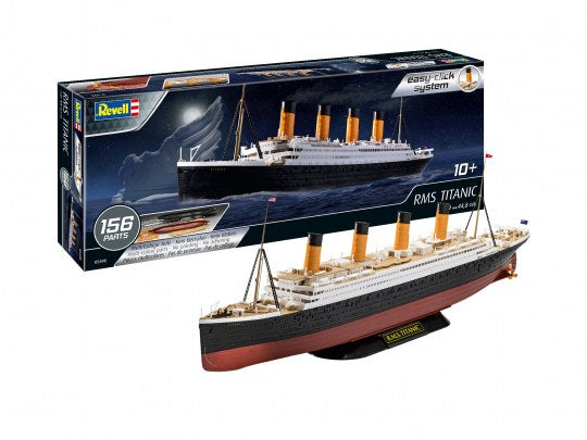 Revell 05498 RMS Titanic (easy-click)