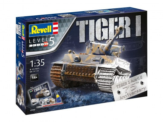 Revell 05790 Gift Set - Tiger 1