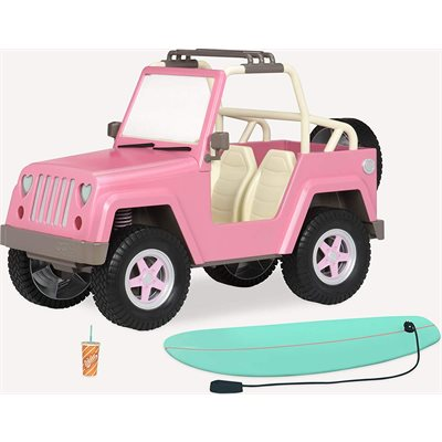 OUR GENERATION 37279 OFF ROADER JEEP