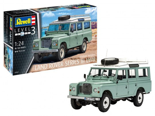 Revell 07047 Land Rover Series III LWB Station Wagon