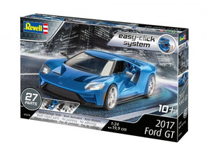 Revell 07678 2017 Ford GT (easy-click)