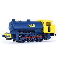 EFE E85003 J94 SADDLE TANK NO19 NATIONAL COAL BOARD BLUE AND YELLOW