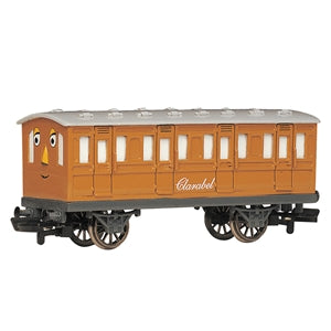 BACHMANN 76045BE THOMAS THE TANK CLARABEL CARRIAGE