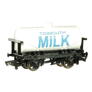 BACHMANN 77048BE THOMAS THE TANK TIDMOUTH MILK WAGON