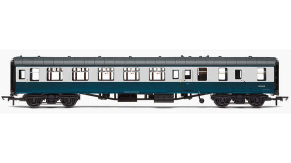 Hornby R4777 BR  Mk1 Brake Second Open  W9353 - Era 7