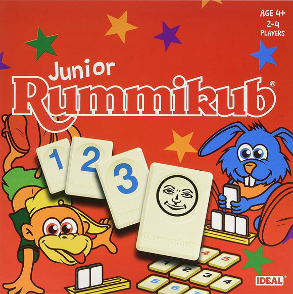 IDEAL GAMES 10145 JUNIOR RUMMIKUB