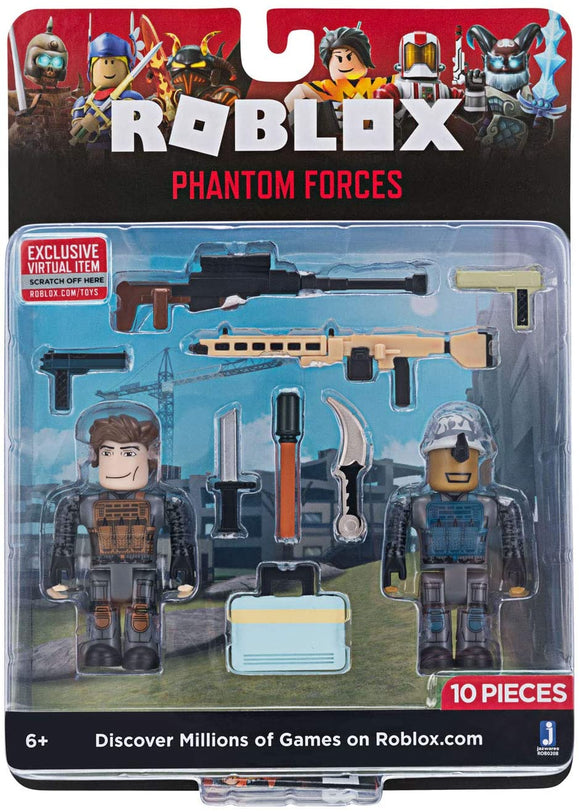 ROBLOX ROB0208 PHANTOM FORCES TWIN PACK