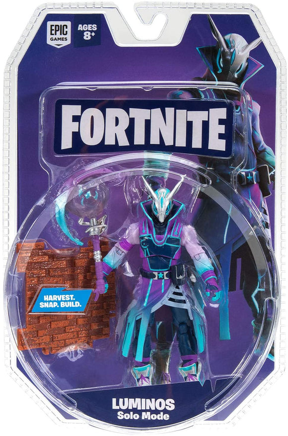 FORTNITE FNT0328 SOLO MODE LUMINOS FIGURE