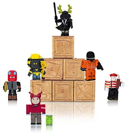 ROBLOX ROB0321 MYSTERY FIGURES COPPER SERIES 8