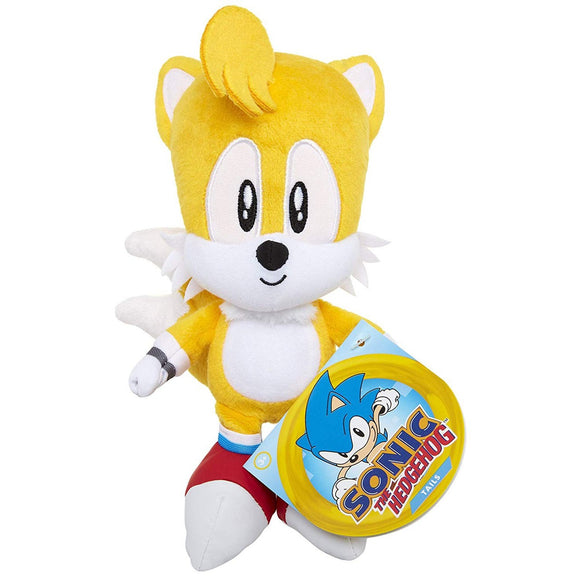 SONIC THE HEDGEHOG 40069 TAILS PLUSH TOY
