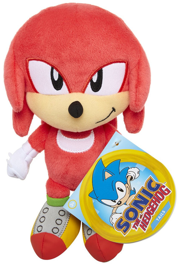 SONIC THE HEDGEHOG 40164 PLUSH KNUCKLES