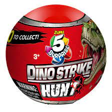 ZURU 7794 DINO STRIKE 5 SURPRISE HUNT SUPRISE BALL