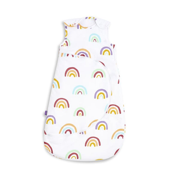 Snuz Pouch sleeping bag  0-6 months Multi Rainbow 2.5tog