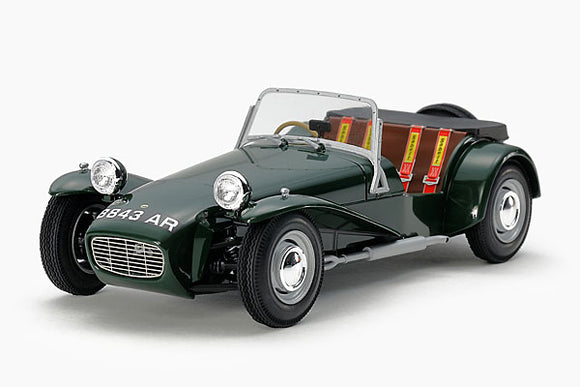 TAMIYA 24357  LOTUS SUPER 7 SERIES II  1/24  SCALE