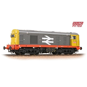 Bachmann Locomotive 32-035 Class 20  20156 BR Railfreight Red Stripe - DCC Sound