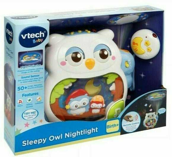 VTECH 506503 SLEEPY OWL NIGHT LIGHT