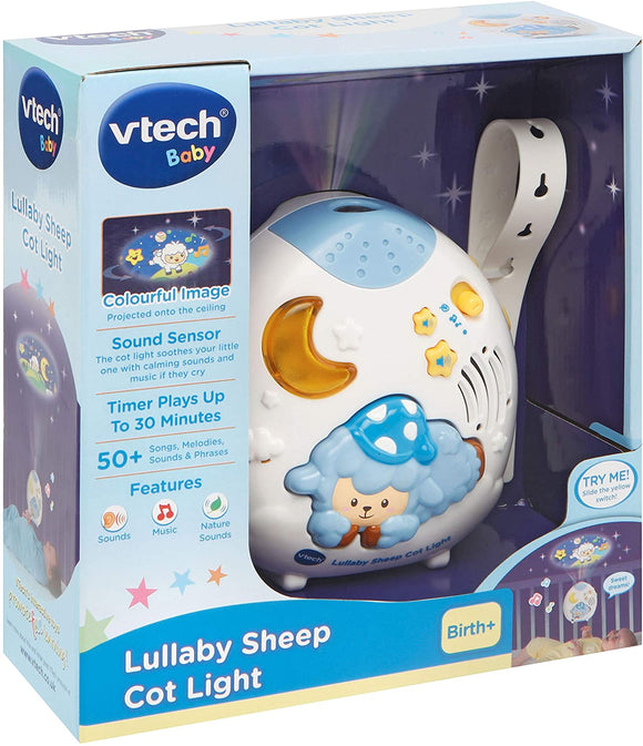 VTECH 508703 LULLABY SHEEP COT LIGHT