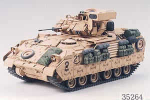 TAMIYA 35164 M2A2 ODS INFANTRY FIGHTING VEHICLE 1/35 SCALE