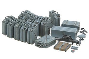 TAMIYA 35315 GERMAN JERRY CAN SET  1/35 SCALE
