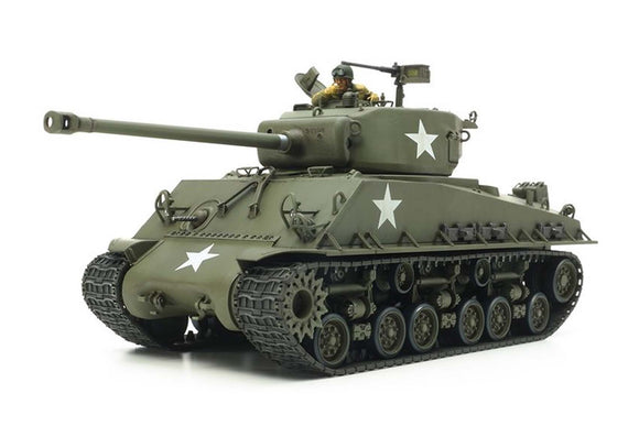 TAMIYA 35346 US MEDIUM TANK M4A3E8 SHERMAN 1/35 SCALE