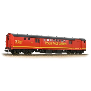 BACHMANN 39-430A BR MK1 POS POST OFFICE SORTING VAN ROYAL MAIL LETTERS RED