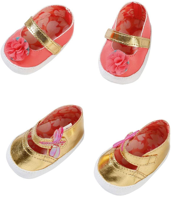 BABY ANNABELL SHOES 703106 43cm [Design may vary, One Supplied]