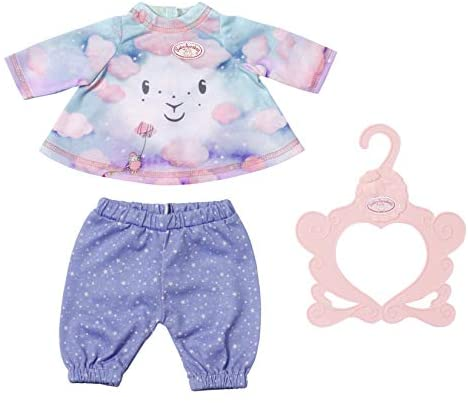 BABY ANNABELL 703199 SWEET DREAMS NIGHTWEAR