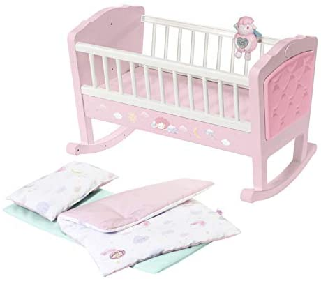BABY ANNABELL 703236 SWEET DREAM CRIB