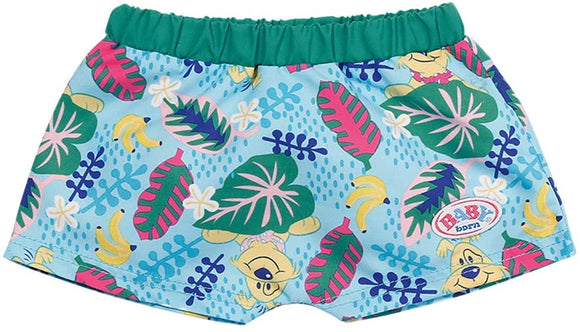 BABY BORN SWIMSHORT 828298 [Design may vary, 1 supplied)