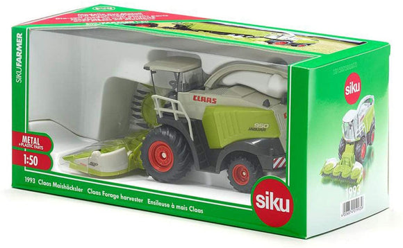 SIKU 1993 CLAAS FORAGE HARVESTER 1:50 SCALE