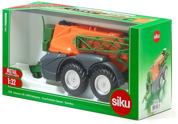 SIKU 2276 AMAZONE UX 11200 CROP SPRAYER 1:32 SCALE