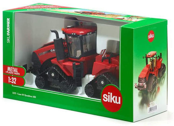 SIKU 3275 CASE IH QUADTRAC 600 1:32 SCALE