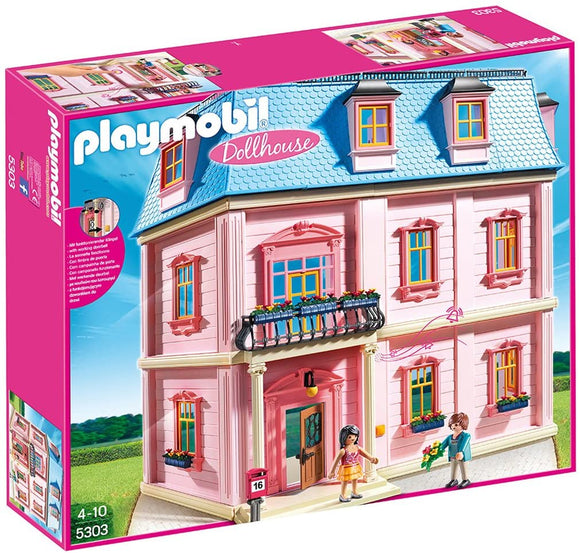 PLAYMOBIL 5303 DOLL HOUSE DELUXE DOLLS HOUSE