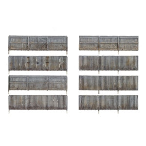 WOODLAND SCENICS A2985 PRIVACY FENCE