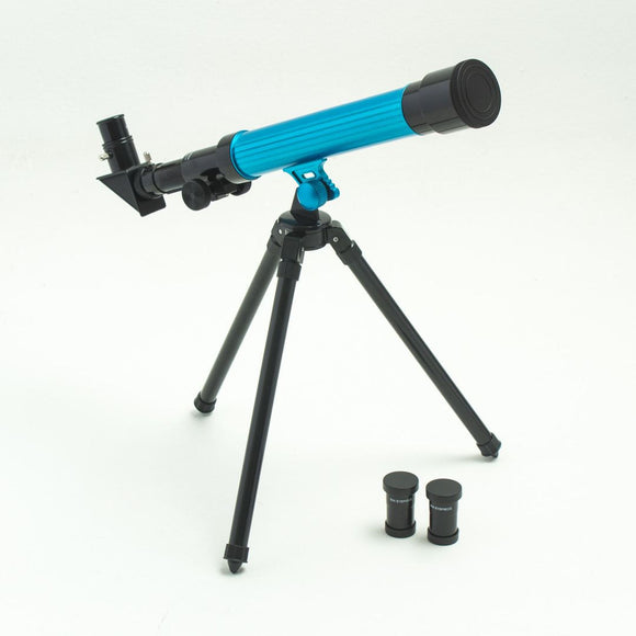 TOYMASTER 23011 20/30/40 TELESCOPE AND TRIPOD