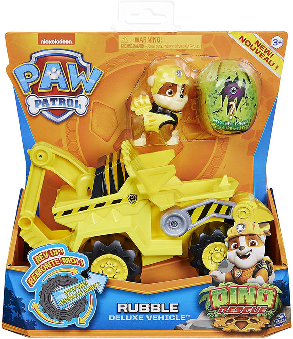 PAW PATROL 20124742 RUBBLE DINO RESCUE