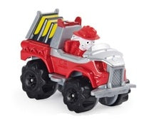 PAW PATROL 20124748 MARSHALL DINO RESCUE TRUE METAL