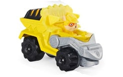 PAW PATROL 20125371 RUBBLE DINO RESCUE TRUE METAL