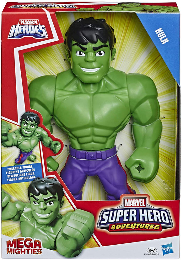 MARVEL E4149 MEGA MIGHTIES HULK