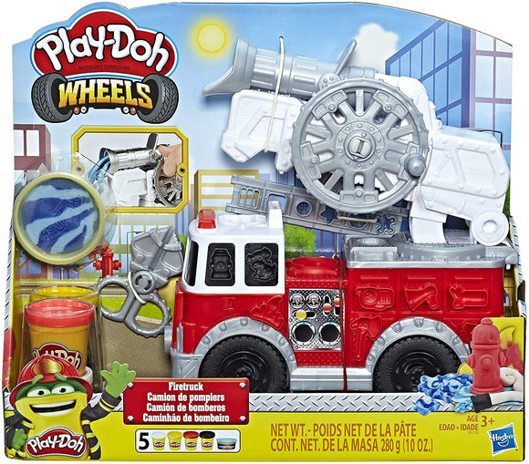 PLAYDOH E6103 WHEELS FIRE TRUCK