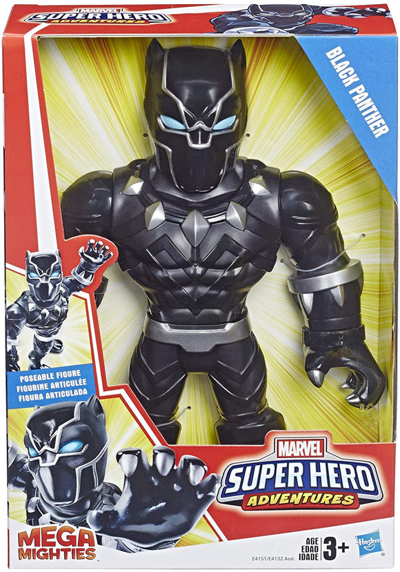 MARVEL E4151 MEGA MIGHTIES BLACK PANTHER