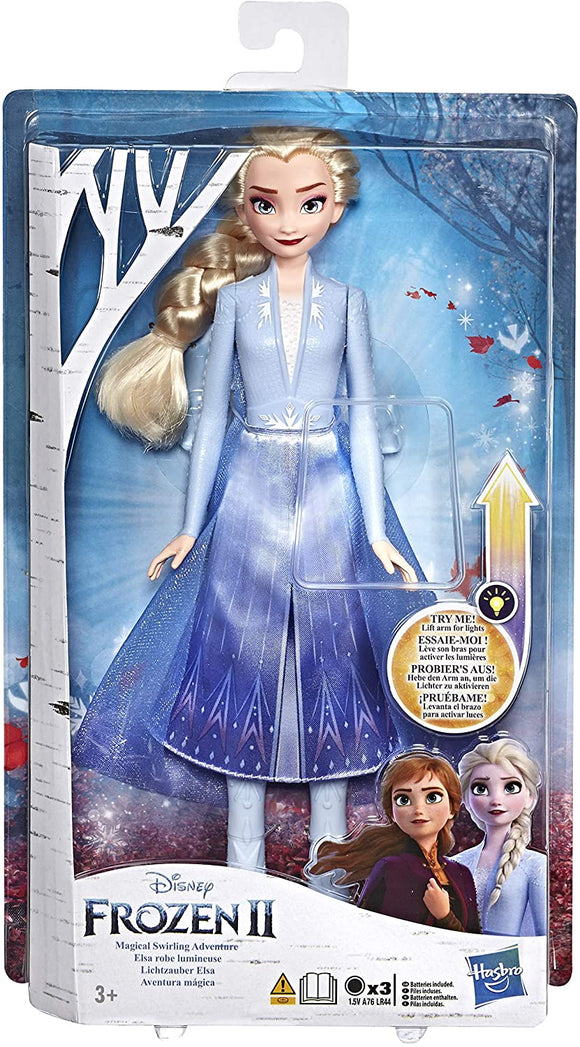 DISNEY FROZEN E7000 MAGICAL SWIRLING ADVENTURE ELSA