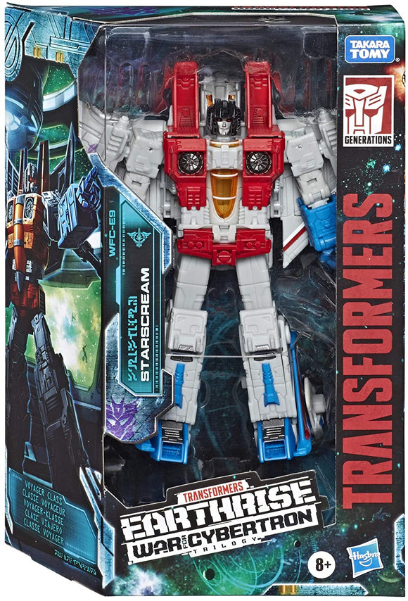 TRANSFORMERS E7162 WAR FOR CYBERTRON STARSCREAM