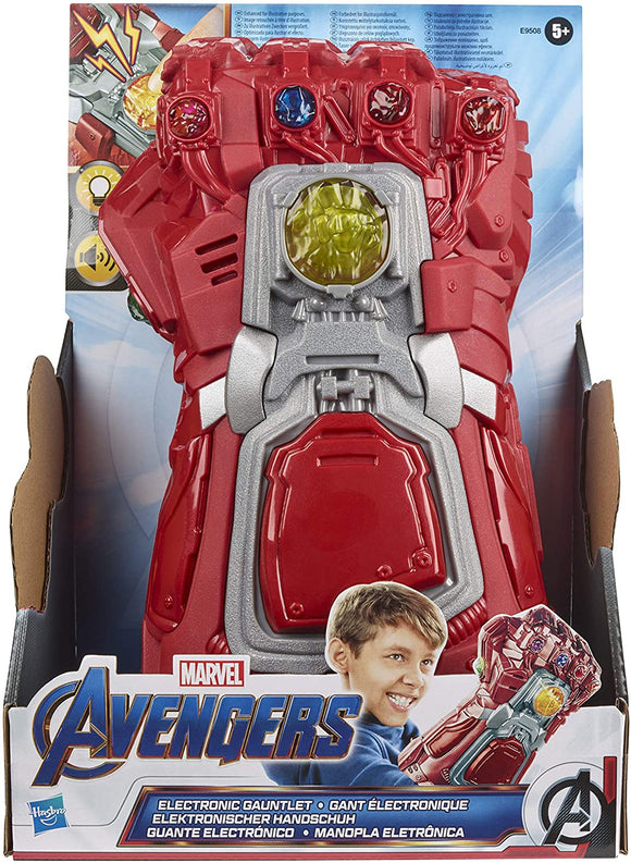 MARVEL E9508 AVENGERS ELECTRONIC GAUNTLET FIST