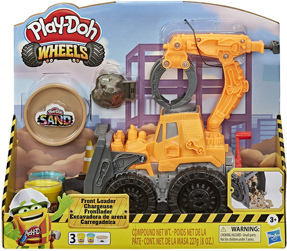 PLAYDOH E9226 WHEELS FRONT LOADER