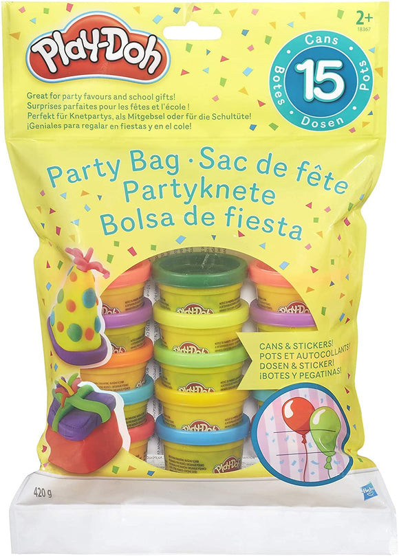 PLAYDOH 18367 PLAYDOH PARTY BAG